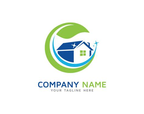 house cleaning logo design house cleaning logo design vector premium download