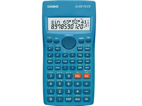 casio calcolatrice calcolatrice scientifica calcolatrice