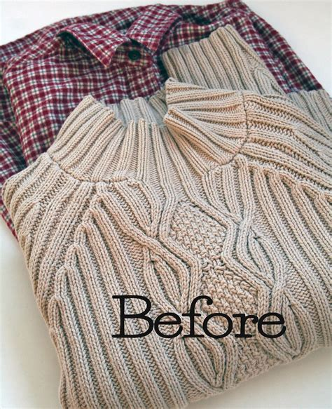 upcycle a thrift store sweater just in time for - How To Upcycle Sweaters