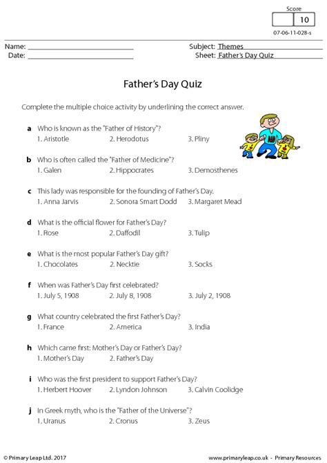 1 667 Free Holidays And Celebrations Worksheets
