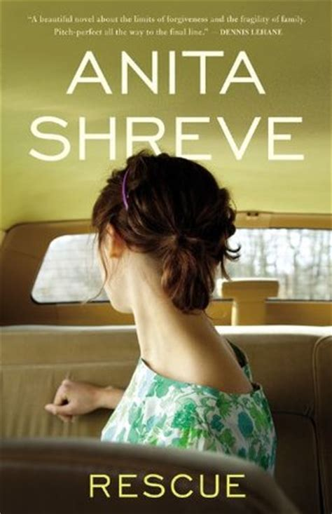 rescue  anita shreve reviews discussion bookclubs lists