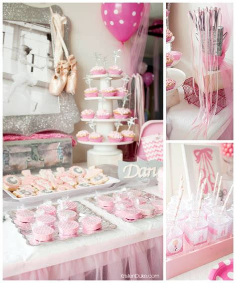 Party Decorations Stores Ballerina Birthday Party