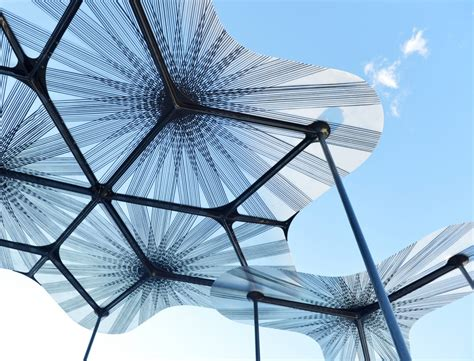 Upholstery Victoria Mpavilion 2015 Reveals Forest Canopy Design By Amanda