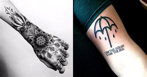 21 sempiternal bring me the horizon tattoos tattoodo