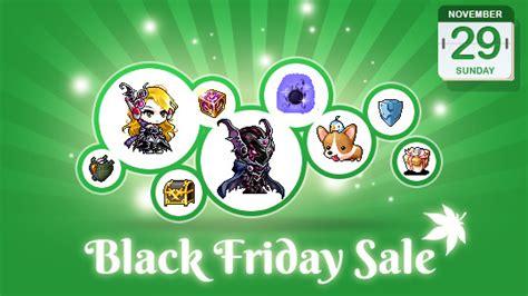 Sunday November 29 Black Friday Deals Maplestory | sunday november 29 black friday deals maplestory