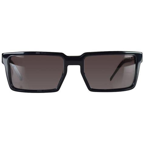 prada prada black small frame sunglasses prada from