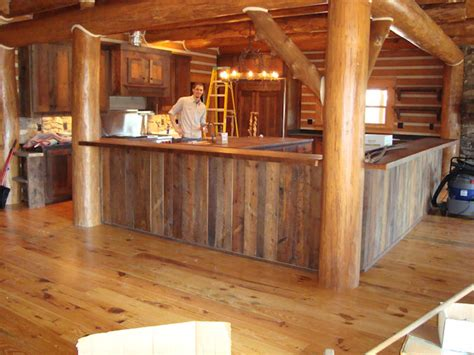 hand crafted rustic barn wood kitchen island by black rustic homemade kitchen island ideas rustic kitchen