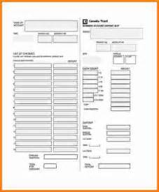 bank deposit slip template 7 deposit slip template cashier resume
