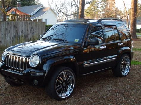 black jeep liberty 2002 libman2006 2002 jeep liberty specs photos modification