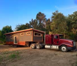 the tiny house seth s not so tiny tiny house on wheels