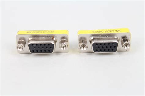 Connector Serial Port Db15 Cover db15 vga adapter promotion shop for promotional db15 vga