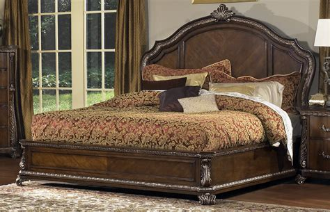 Pulaski King Bedroom Set by Pulaski King Bed On Shoppinder