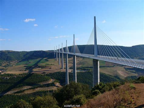 Millau Bridge Millau Viaduct Bridge Wallpaper Www Imgkid The