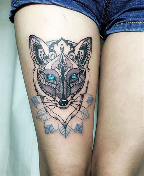 tribal thigh tattoos female tribal design for wrist ink
