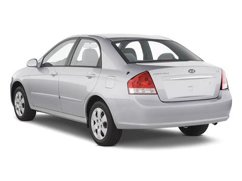 Kia Spectra Ex 2009 Kia Spectra Reviews And Rating Motor Trend