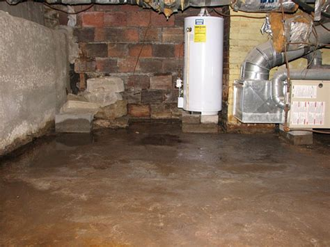water in basement after common drainage issues with pictures identify drainage