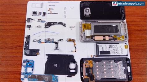 how to tear disassemble the galaxy s7 for screen