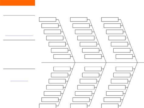 download cause and effect diagram template for free tidyform