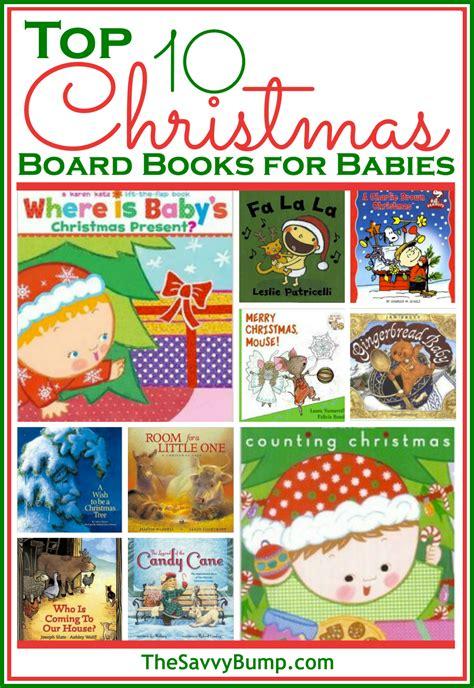 top 10 christmas board books for babies the savvy bump