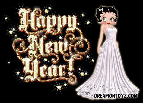 betty boop pictures archive betty boop happy new year