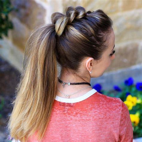 cute hairstyles pull through braid 20 ways to style a pull through braid 2018 definitive guide