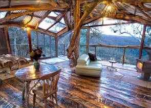 coolest treehouse in the world the world s best treehouse with a spa youtube