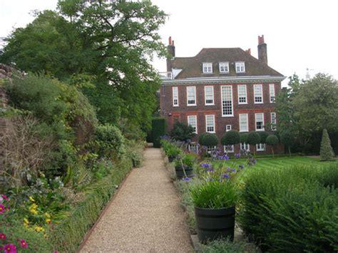 fenton house herbal travels the fenton house garden in england