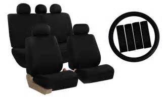 Seat Covers Groupon Seat Cover Combo Set Groupon Goods