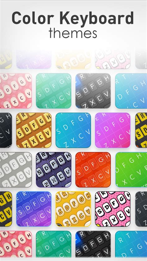 color keyboard themes pro ipa color keyboard themes pro new keyboard design