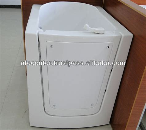 Portable Walk In Bathtub by Portable Walk In Bathtub With Shower Disable Bath Tub
