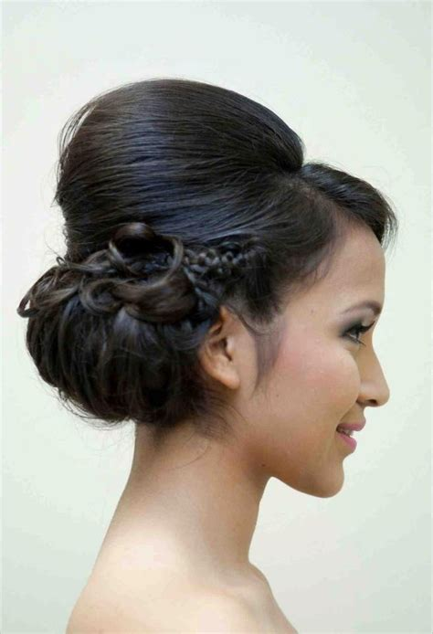 easy hairstyles for quinceaneras quinceanera hairstyle hair styles pinterest