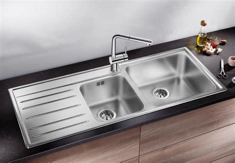 blanco stainless steel inset sinks   germany