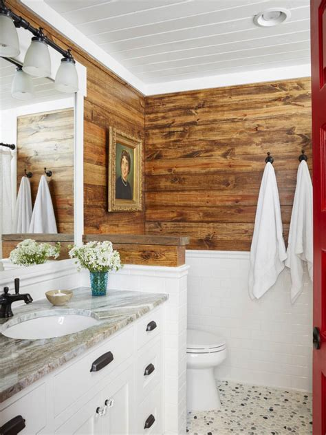 lake house bathroom ideas home decorating inspiration from a rustic yet refined home