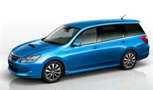 Subaru Exiga 2016 Subaru Exiga Price Release Date Engine