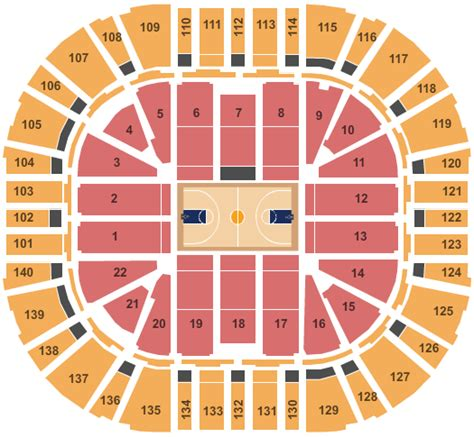 jazz in the gardens seating chart utah jazz tickets 2017 cheap nba basketball utah jazz tickets