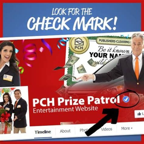 Is The Pch Prize Real - how do i know if it s the real pch prize patrol on facebook pch blog