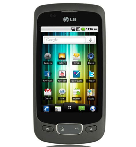 lg optimus  bluetooth wifi  gps pda phone  mobile