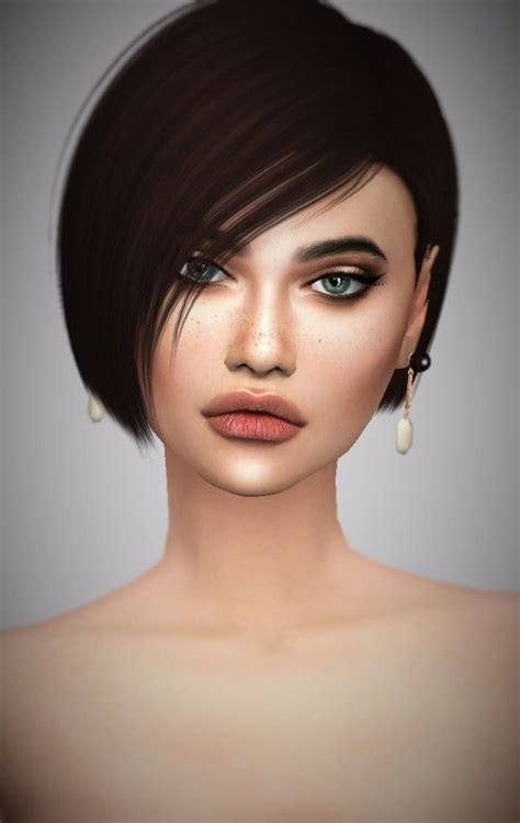 by levitas tags sim sims model sims3 female sims3 modeli aveline sims audrina myers sims 4 downloads sims 4