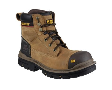 Boots Safety Shoes Kode Sc09 cat gravel safety boots mammothworkwear