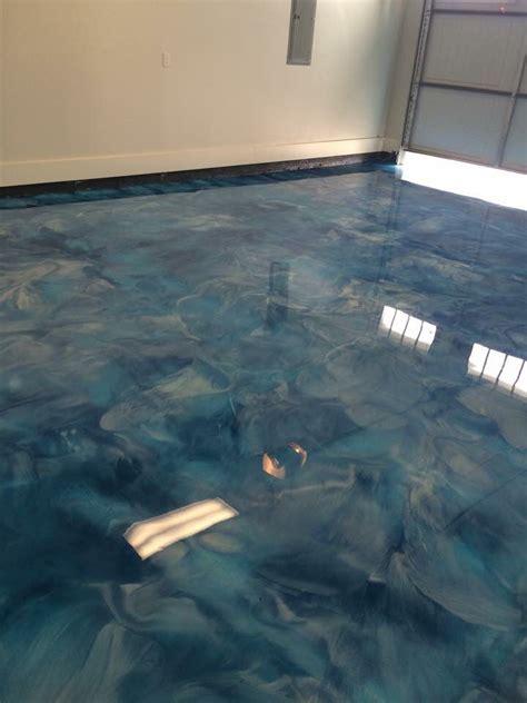 "Reflector epoxy floor ""the angry ocean""   Reflector Epoxy"