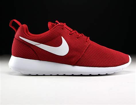 Nike Roshe Run Damen Rot by Nike Roshe Run Damen Rot Learn German Faster De