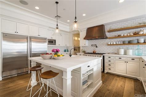 Conrad Kitchen by Conrad Is Selling Pacific Palisades Home For 5