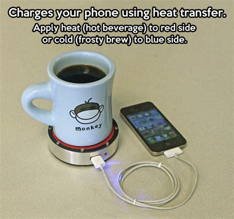 charge your phone coolest way to charge your phone
