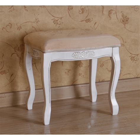 white vanity bench bathroom vanity stool storage decobizz com