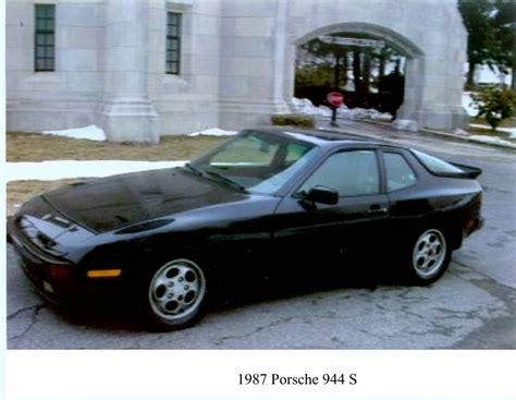 porsche hatchback black 1986 porsche 944s related infomation specifications