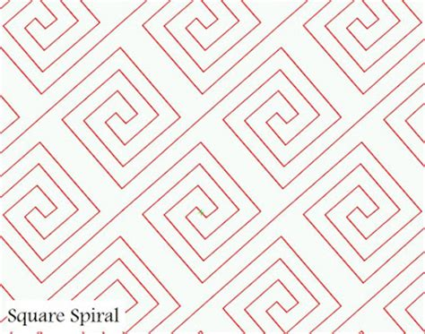 pattern geometric spiral myquilter iq patterns geometric