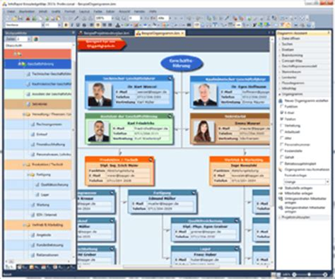 inforapid software fuer projektmanagement mindmaps