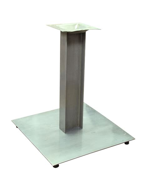 I Beam Table by Table Height I Beam Base Bar Restaurant Furniture