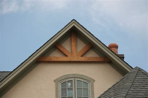 Gable End Gable End Details Rustic Raleigh By Southern