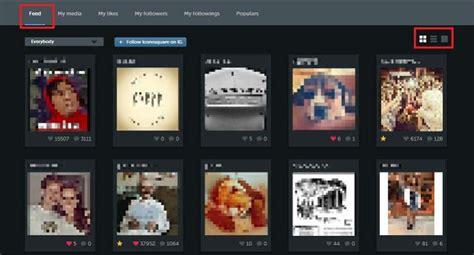 visualizar imagenes html como usar o iconosquare o antigo statigram e monitorar